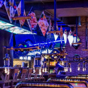 Homeless音乐餐厅酒吧加盟