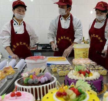 茶語面包烘焙館
