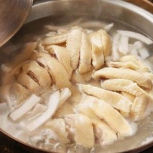 椰子雞火鍋店