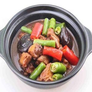 杨民宇黄焖鸡米饭