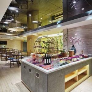 亚洲风尚自助餐厅