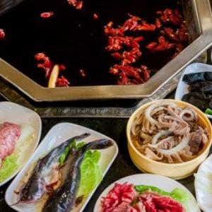 鸭肠wangzizhuhuo锅