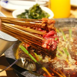 小胡子串串火锅
