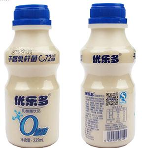 優樂多乳酸菌飲品