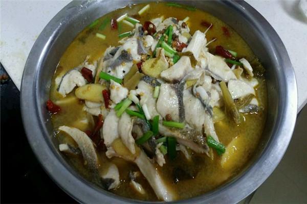 酸菜鱼贴合大众饮食口感