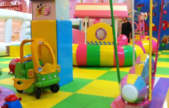 重庆儿童室内游乐场设备哪家好