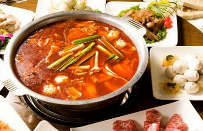 八味鱼火锅