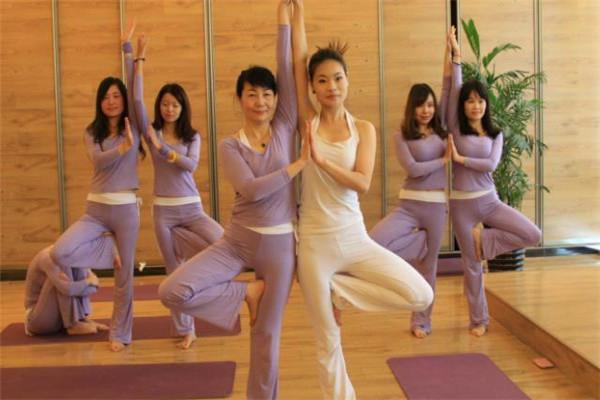 高溫瑜伽館加盟