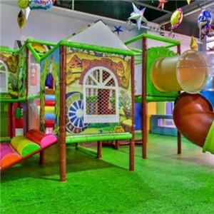 愛樂奇室內兒童游樂加盟圖片