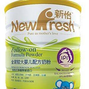 新怡奶粉加盟