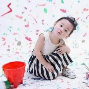 王子公主兒童攝影加盟圖片