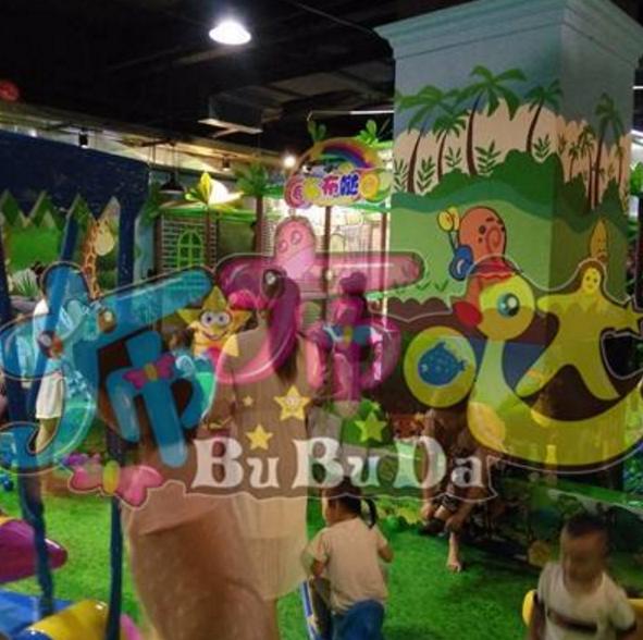 布布噠兒童樂園加盟