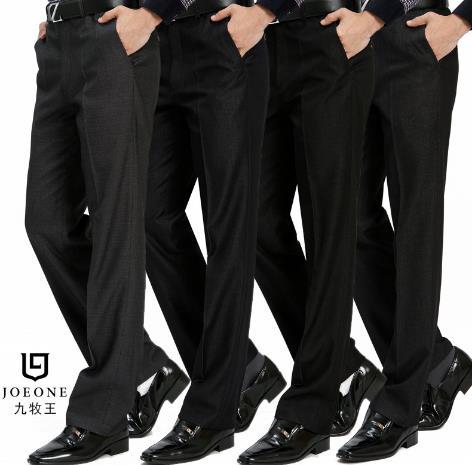 九牧王男褲