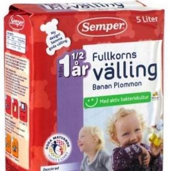瑞典Semper奶粉诚邀加盟