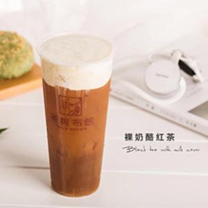 茶与布朗奶茶加盟