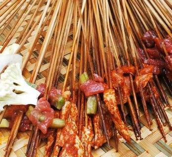 吃喜牛肉串串加盟