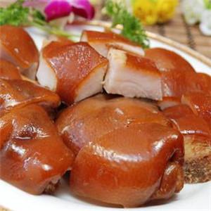 潮味猪脚饭加盟