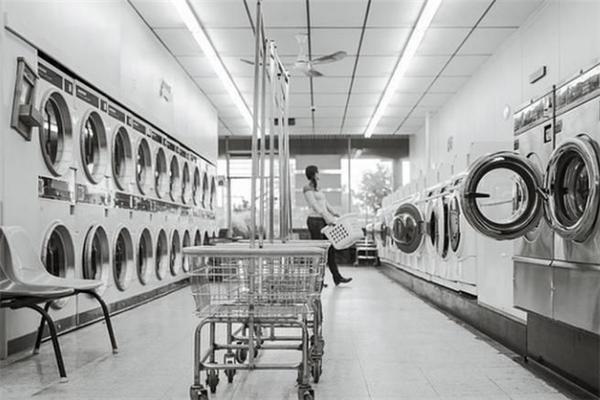 美美洗衣加盟
