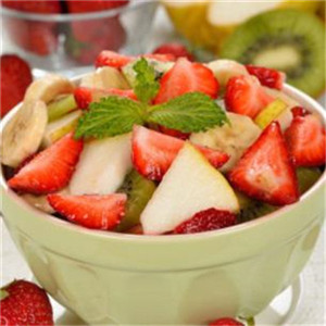 享瘦族水果沙拉加盟
