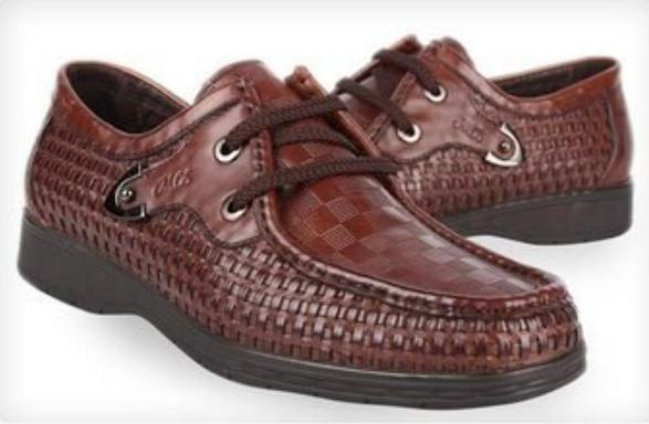 木林森皮鞋