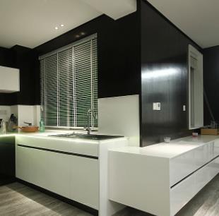 鏡面低碳防水櫥柜門板加盟
