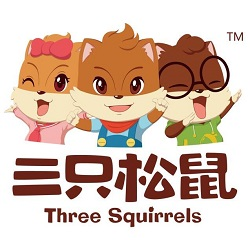 三只松鼠實體店加盟