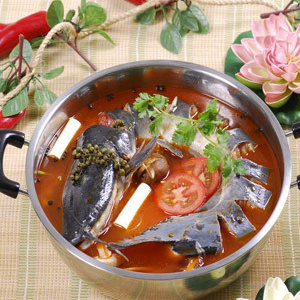 鱼吉祥蒸汽石锅鱼加盟
