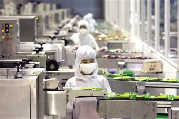 零欢铺子零食店工厂