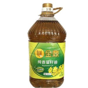 金鼎菜籽油