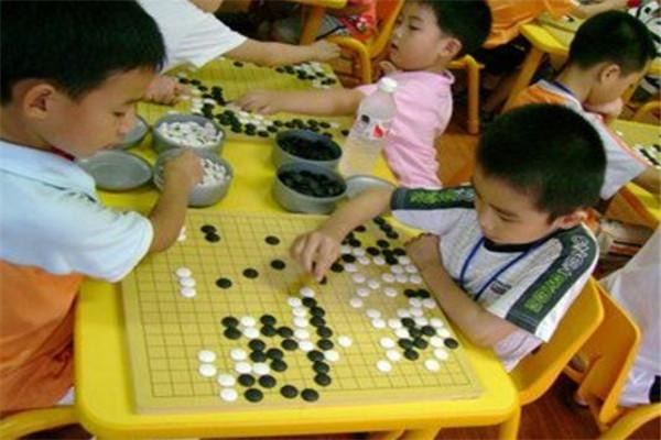 围棋培训班练习