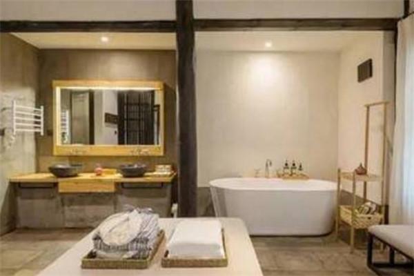 花间堂浴室