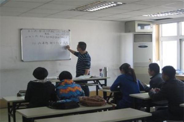 家教辅导班上课