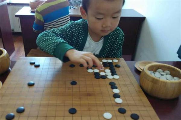 围棋培训班学习