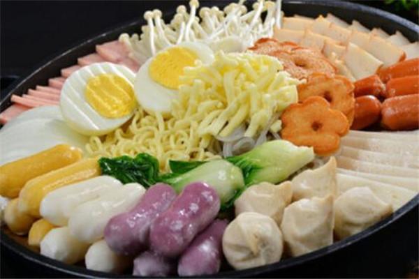 韩式年糕火锅加盟费用怎么样