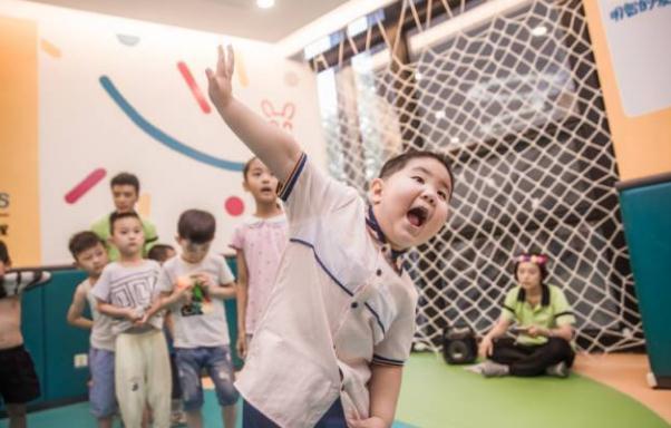兔加熊儿童运动馆活动