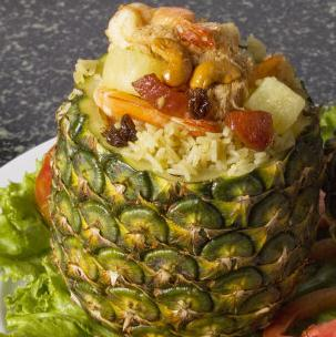 喜鳳梨菠蘿飯