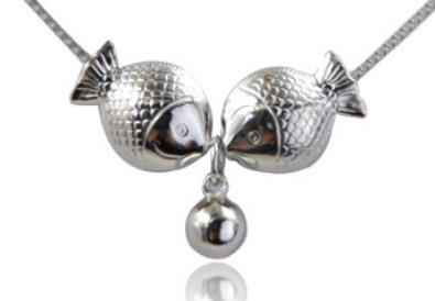亲嘴鱼银饰加盟