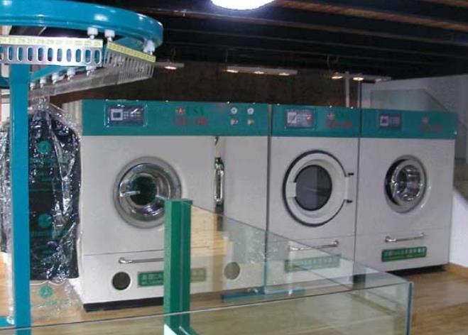 杰喜莱洗衣加盟