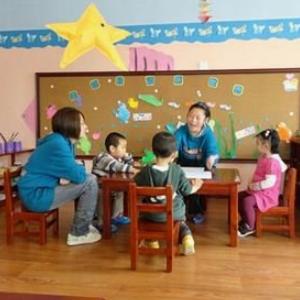 金贝儿国际儿童成长中心加盟图片