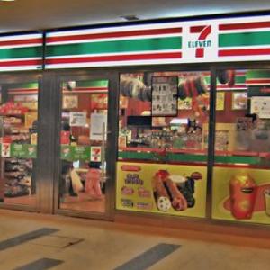 seven便利店加盟图片