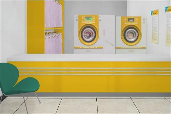 名仕干洗店加盟