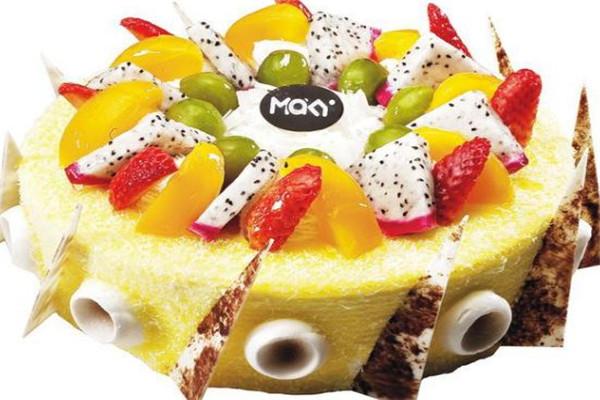 米旗蛋糕甜品