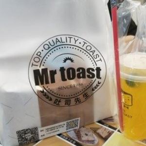 MR.TOAST吐司先生诚邀加盟