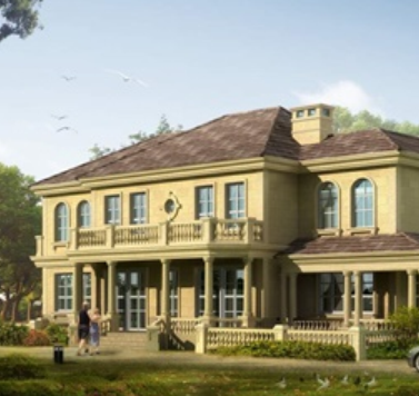 百年家别墅加盟