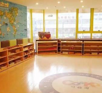 可音可国际早教中心加盟