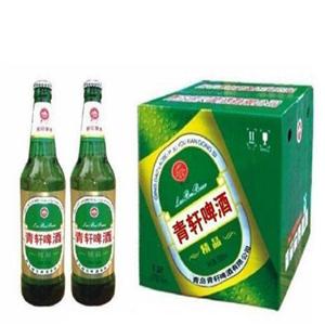 青軒啤酒加盟