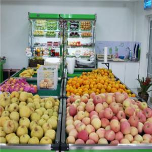 艾沃超級水果店加盟