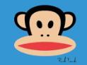 大嘴猴亲子装
