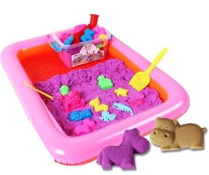 太空沙玩具