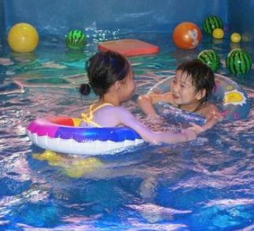 龙凤宝贝婴儿游泳诚邀加盟